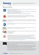PurePro 150 Technical Data Sheet - Page 2