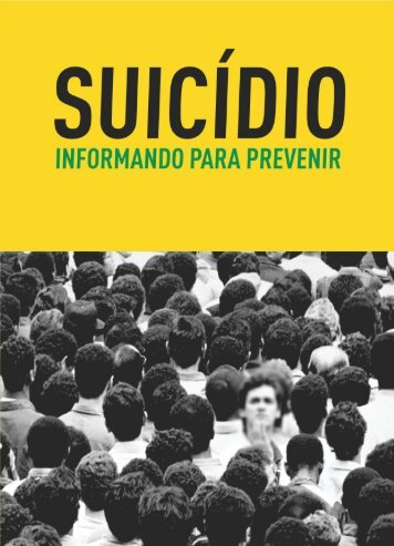 Cartilha Suicidio CFM - ABP