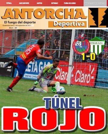 Antorcha Deportiva 281