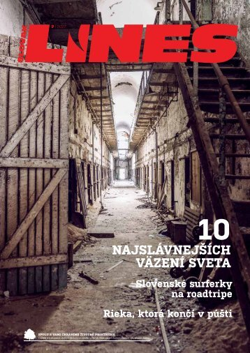 In Drive magazín Slovak Lines 9/2017