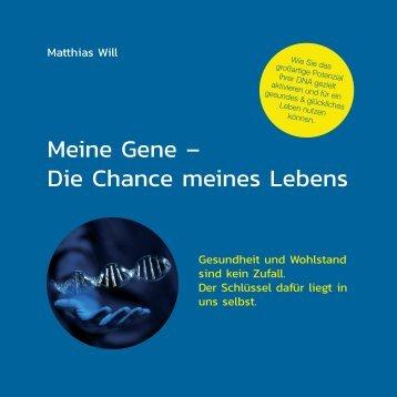 Matthias Will - Meine Gene …