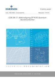 Abkuendigung ZP-K3E Quantum Verdichter