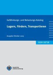 Lagern, Fördern, Transportieren - Regelwerk des Bundesverbandes ...