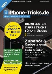 iPhone-Tricks.de Magazin 4/2016