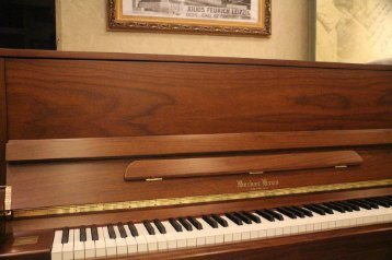 Becker Bros Piano