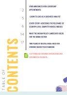 IFMR Digest Sep 2017 - Page 2