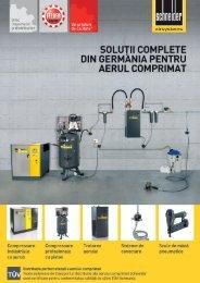 Catalog oferte speciale toamna 2017 - solutii pentru aerul comprimat Schneider