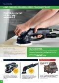 Catalog oferte speciale toamna 2017 - scule de mana profesionale si accesorii Festool  - Page 6