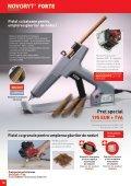 Catalog oferte speciale toamna 2017 - Solutii profesionale pentru repararea suprafetelor din lemn Novoryt  - Page 2
