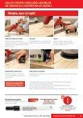 Catalog oferte speciale toamna 2017 - Solutii profesionale pentru repararea suprafetelor din lemn Novoryt  - Page 3