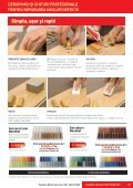 Catalog oferte speciale toamna 2017 - Solutii profesionale pentru repararea suprafetelor din lemn Novoryt  - Page 5