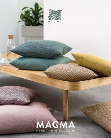 MAGMA Heimtex Herbst - Winter 2017-2018