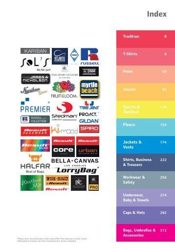Katalog tekstil 2017