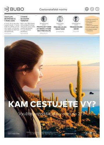 Noviny Od pólu k pólu 2017