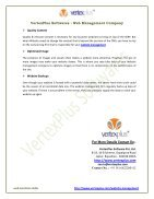 web solutions services - Page 2