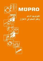 MÜPRO catalog UAE-AR