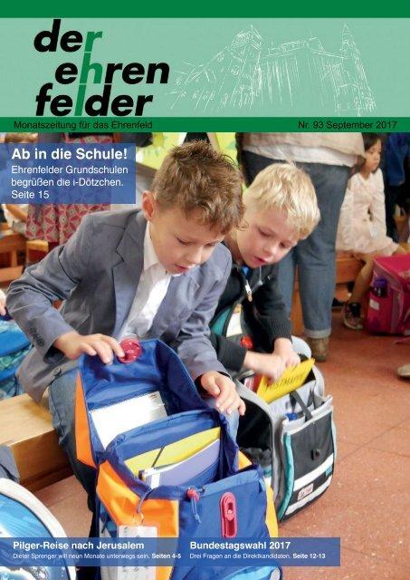 Der Ehrenfelder Nr. 93 – September 2017