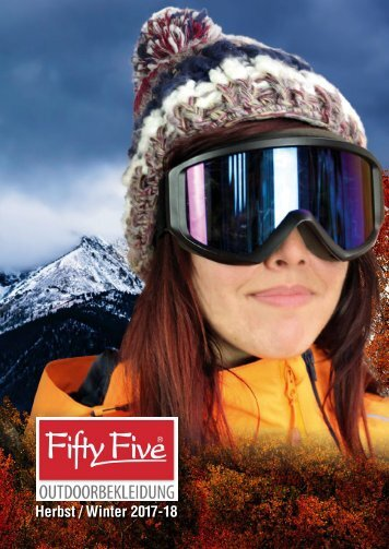 Fifty Five - Katalog Herbst Winter 2017-18