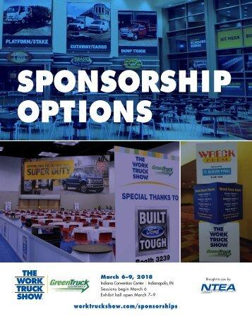 WTS18 sponsorship brochure 091117