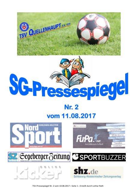 TSV-Pressespiegel-2-110817