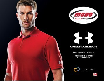 2017-2018 FW UA by MOBO Promotional Solutions