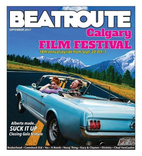 BeatRoute Magazine [AB] print e-edition - [September 2017]