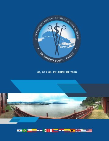 INTERNATIONAL MEETING OF SMALL ANIMAL SURGERY -TOME -CHILE