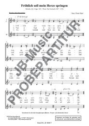 Fröhlich soll mein Herze springen (SSA, Klavier und Oberstimmenbegleitung)