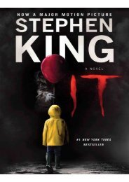 Preview It - Stephen King