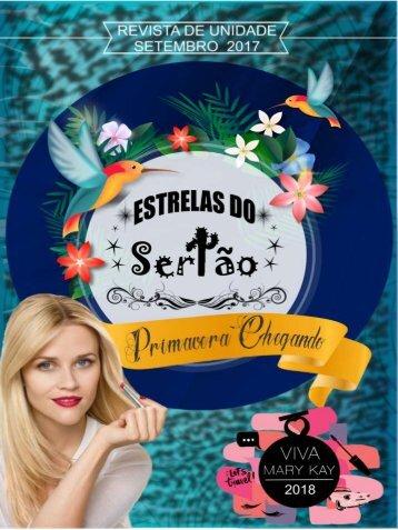 REVISTA UNIDADE ESTRELAS DO SERTÃO - SETEMBRO 2017