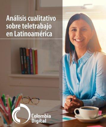 Analisis cualitativo sobre teletrabajo en Latinoamerica