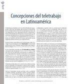 Analisis cualitativo sobre teletrabajo en Latinoamerica - Page 6