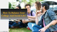 Balancing Work & Academics – Tips For Online Class Students