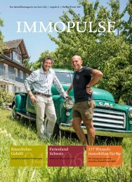 IMMOPULSE Magazin Nr 8 DE