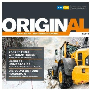 "Service-Journal ""Original"" 1-2018"