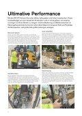 Volvo Minibagger EC27C - Datenblatt / Produktbeschreibung - Page 2