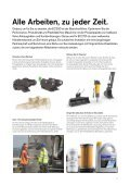 Volvo Minibagger EC27C - Datenblatt / Produktbeschreibung - Page 5