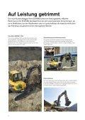 Volvo Minibagger ECR58D - Datenblatt / Produktbeschreibung - Page 2