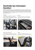 Volvo Minibagger ECR58D - Datenblatt / Produktbeschreibung - Page 6