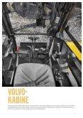 Volvo Minibagger ECR58D - Datenblatt / Produktbeschreibung - Page 7