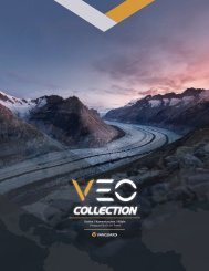 Die neue VEO Collection von Vanguard