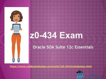 Get 1Z0-434 Dumps PDF - 1Z0-434 Exam Dumps Study Material RealExamDumps