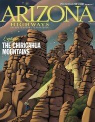 Arizona Highways Issue 9