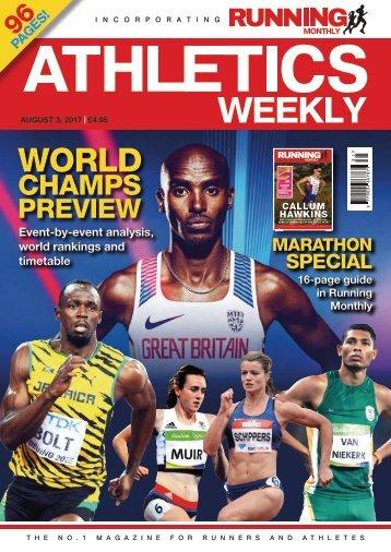 Atheltics Weekly