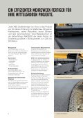 Volvo Kettenfertiger ABG5820 - Datenblatt / Produktbeschreibung - Seite 2