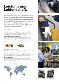 Volvo Mobilbagger EW210D - Datenblatt / Produktbeschreibung - Seite 2