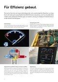 Volvo Mobilbagger EW210D - Datenblatt / Produktbeschreibung - Seite 4