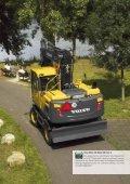 Volvo Mobilbagger EW210D - Datenblatt / Produktbeschreibung - Seite 5