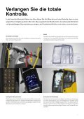 Volvo Mobilbagger EW210D - Datenblatt / Produktbeschreibung - Seite 7