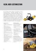 Volvo Erdbauwalze SD25-SD45 - Datenblatt / Produktbeschreibung - Seite 2